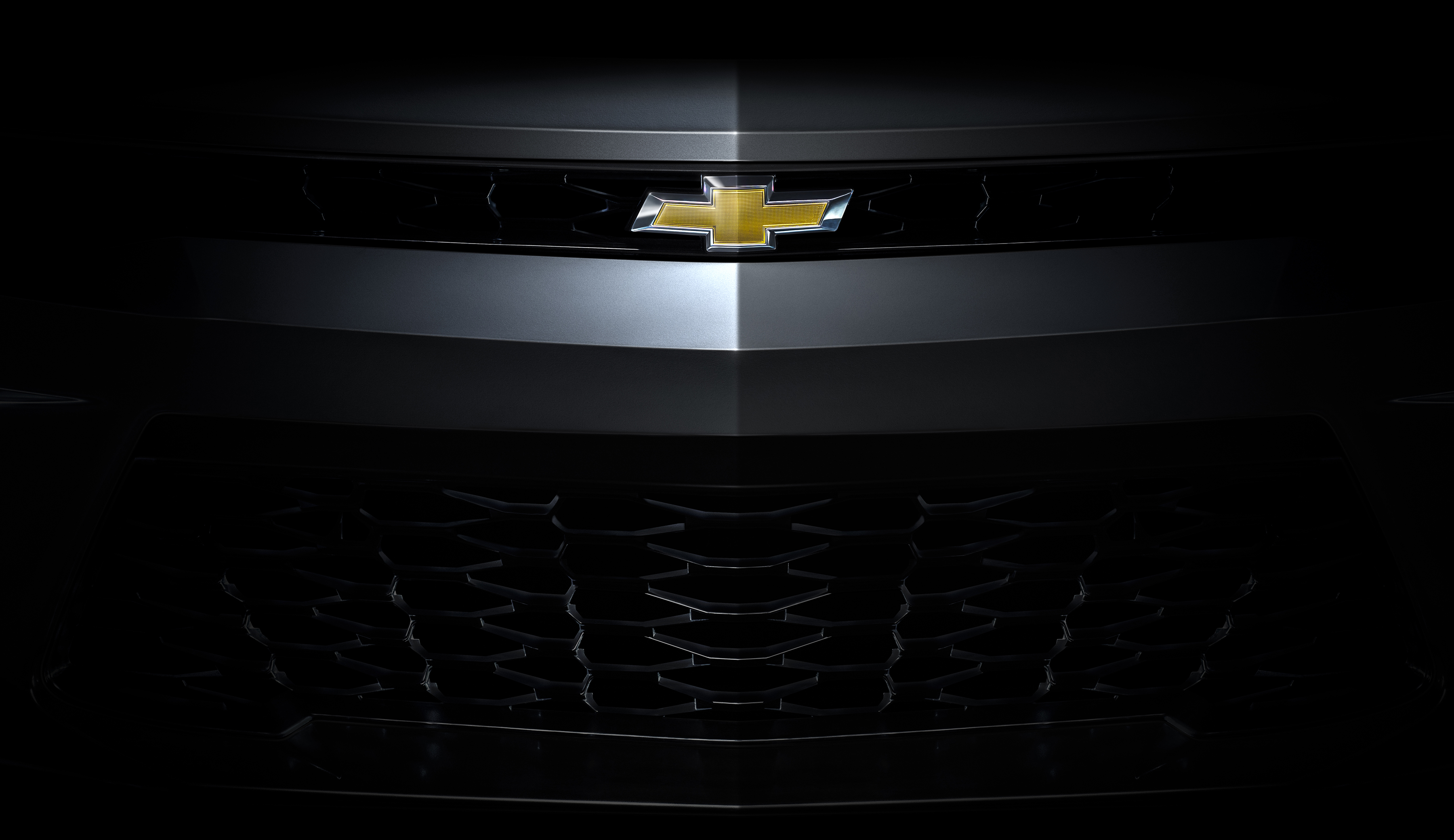 The 2016 Chevrolet Camaro spent 350 hours in the wind tunnel, testing minute changes to improve aerodynamics. For example, the angle of the lower grille was changes from 20 to 13 degrees, to provide a 1-percent improvement engine cooling and maintain the car's sleek design.