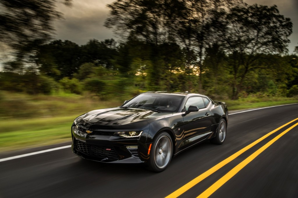Find New Roads Trip Tour to see the new 2016 Camaro