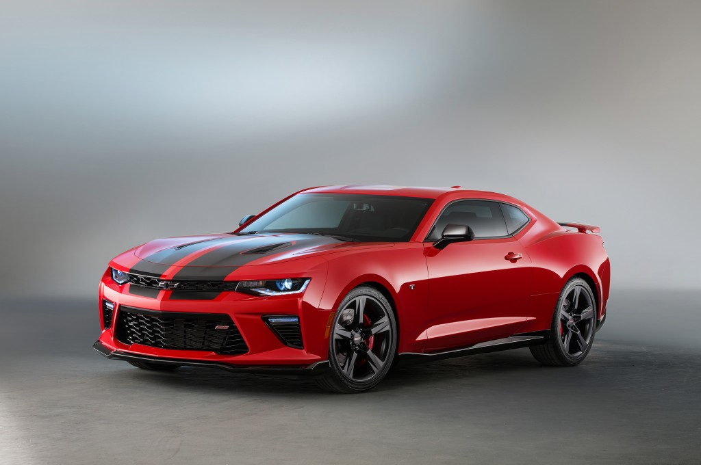 2016 Camaro SS Concepts Designed to Inspire