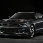 2017 Camaro 50th Anniversary Special Edition Announced
