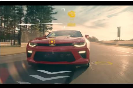 Chevrolet releases Videos on CamaroSix