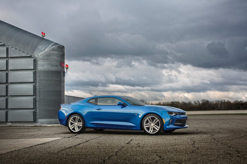 2016 Camaro Awarded Again