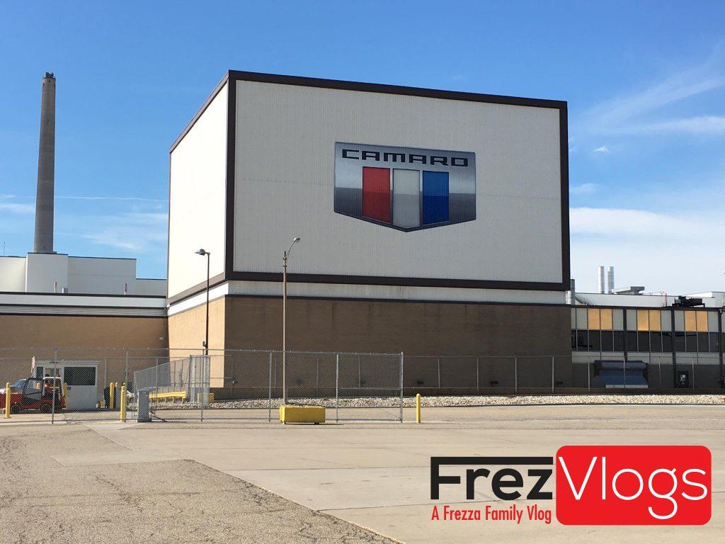 Camaro Fifty Events Vlog | Frezza Vlog #21