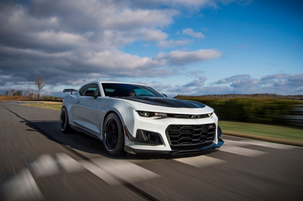 2019 CAMARO ZL1 1LE: FASTER AND MORE ACCESSIBLE THAN EVER