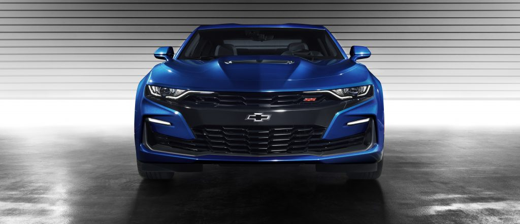 Chevrolet unveils the new 2019 Camaro
