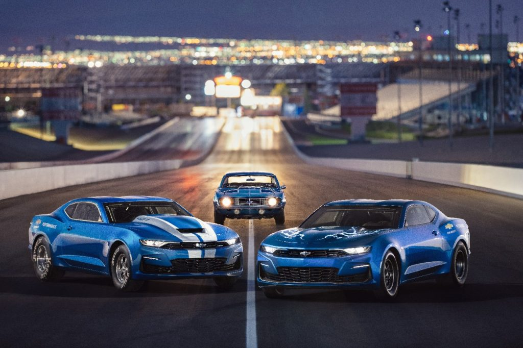 2019 COPO CAMARO MARKS 50 YEARS OF SPECIAL ORDER PERFORMANCE
