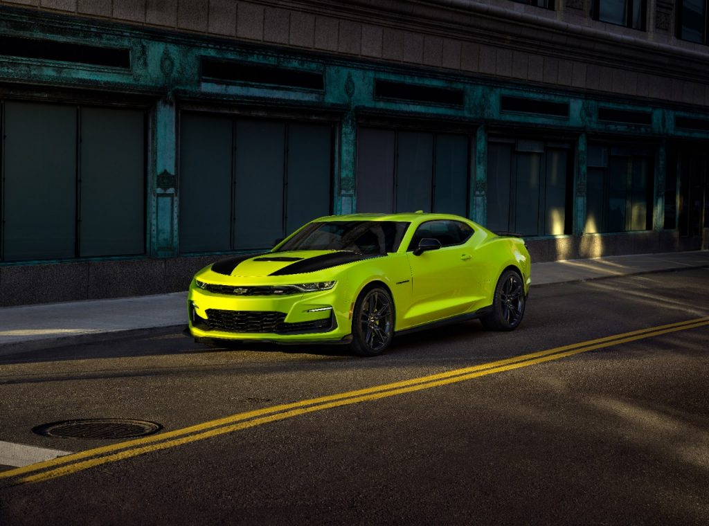 2019 Camaro is Awesome in Shock